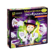Магические эксперименты <b>Bondibon Французские опыты Науки</b> с ...