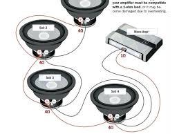 dual subwoofer wiring wiring diagram pro dual subwoofer wiring 4 ohm dual voice coil wiring diagram unique wiring diagrams dual voice coil