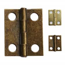 2019 18 15mm bronze brass hinges whole wooden box hinge small hinges for box hardware decoration from ilexer 88 65 dhgate com