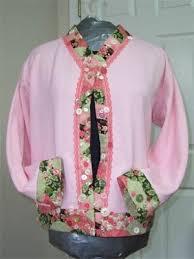 Best 25+ Quilted sweatshirt jacket ideas on Pinterest | Sweatshirt ... & Easy Sweatshirt Jacket by Kourtney Kenzie, Quilted Jacket Pattern Adamdwight.com