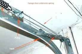 garage door tension springs garage door torsion springs for in does home depot install garage