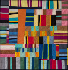 a companion exhibit of twenty modern quilts from three bay area