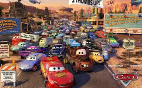 Cars, Lightning Mcqueen and Pals ...