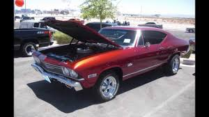 1968 Chevy Chevelle Malibu - YouTube