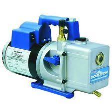 air conditioning vacuum pump brand new vacuum pump robinair ra15401