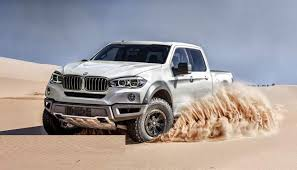 BMW Pickup Truck Concept Review, Price - 2020 Truck