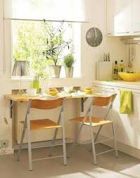 Space Saving For Small Kitchens Space Saving Dining Table Ideas Breakfast Table Set For Room