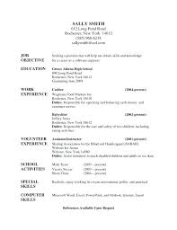 responsibilities of a nanny for resumes nanny sample resume davidkarlsson