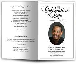 funeral pamphlet memorial pamphlet negocioblog