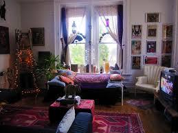 boho chic room