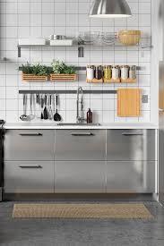 kitchen ikea wall storage