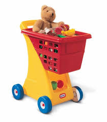 Little Tikes Shopping Cart \u2013 Yellow/Red Best Toys For 3 Year Old Girls 2019 \u2022 Toy Review Experts