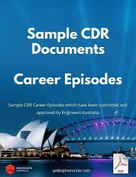 Free Mechanical Engineer Cdr Template Getting Down Under