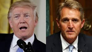 Image result for trump/flake