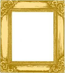 antique picture frames vector. Antique Gold Frame Picture Vector Frames O