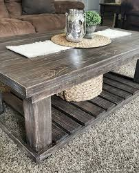 fresh coffee table distressed rustic coffee table farmhouse style end wg93