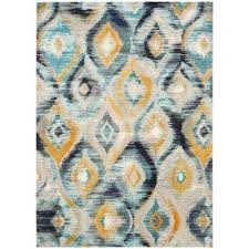 teal and yellow area rug teal yellow and grey area rugs