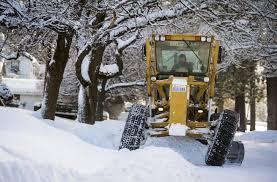 file a city of spokane snow plow removes snow from south jefferson street on spokane s