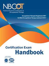 Cert Exam Handbook Professional Certification Test Assessment