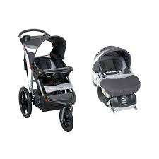 jogger stroller with car seat baby trend range jogging stroller and infant car seat travel system