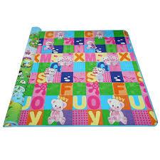 amazoncom arshiner baby kid toddler play crawl mat carpet