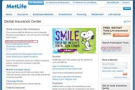 metlife dental insurance login metlife dental insurance login make a payment