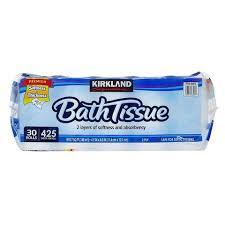 Bathroom Tissue Stunning Kirkland Signature Bath Tissue Toilet Paper Review