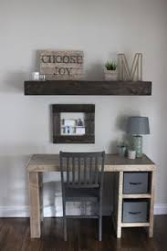 plan rustic office furniture. This Home Office Desk Is An Easy Build! Erin At @hardyhomereno Shares The Free Plan Rustic Furniture