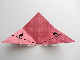 How To Make Origami Paper Flower Easy Origami Kusudama Flower Folding Instructions