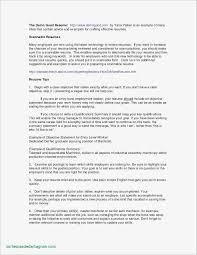 Resume For Child Care Fresh Lovely Child Care Resume Cover Letter O