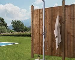 lugo outdoor shower
