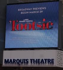 Tootsie 1st Preview Theatregold