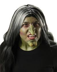 image is loading wicked witch nose green prosthetic makeup kit