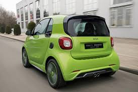 The Smart ForTwo Brabus pocket-rocket Is Coming to Geneva ...
