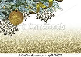 Elegant Christmas Border Design Template
