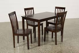 preloadCarson II 5 Piece Dining Set  Back