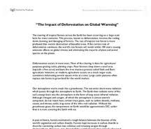 essay on deforestation in words  essay on deforestation in 250 words