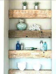 recessed bathroom shelves recessed bathroom shelving uncover space make recessed recessed shelves bathroom wall