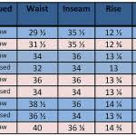Pantaloons All Size Chart Mister Freedom X Sugar Cane Mfsc Spring 2012 Part 4