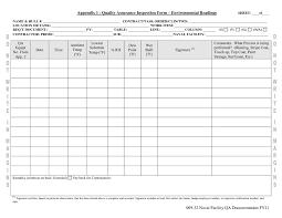 28 Quality Control Form Template Robertbathurst