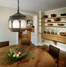 Flank the again wall of the dining room with open cabinets, like THESE.  This won't solely assist determine the house, but additionally present them  with ...
