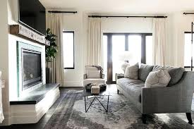 charcoal gray sofa with rug dark grey runner