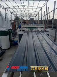 corrugated plastic roofing sheets machine plastic corrugated roofing machine
