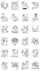 子供のぬりえ 動物 Androidアプリ Applion