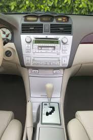 2004 Toyota Camry Solara Coupe Center Console - Picture / Pic / Image