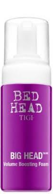Купить Tigi Bed Head <b>Легкая пена для придания</b> объема волосам ...