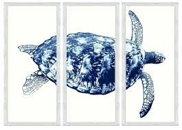 sea turtles wall art navy sea turtle triptych framed wall art lovely sea turtle wall art sea turtles wall