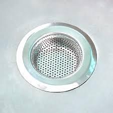 shower plug stainless steel sink strainer floor drain bathroom trap hair catcher kitchen s sink hair catcher drain