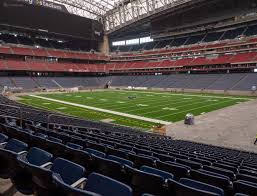Reliant Seating Chart Football Nrg Stadium Section 122 Seat Views Seatgeek