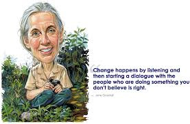 Jane Goodall Quotes New Jane Goodall's Quotes Famous And Not Much Sualci Quotes